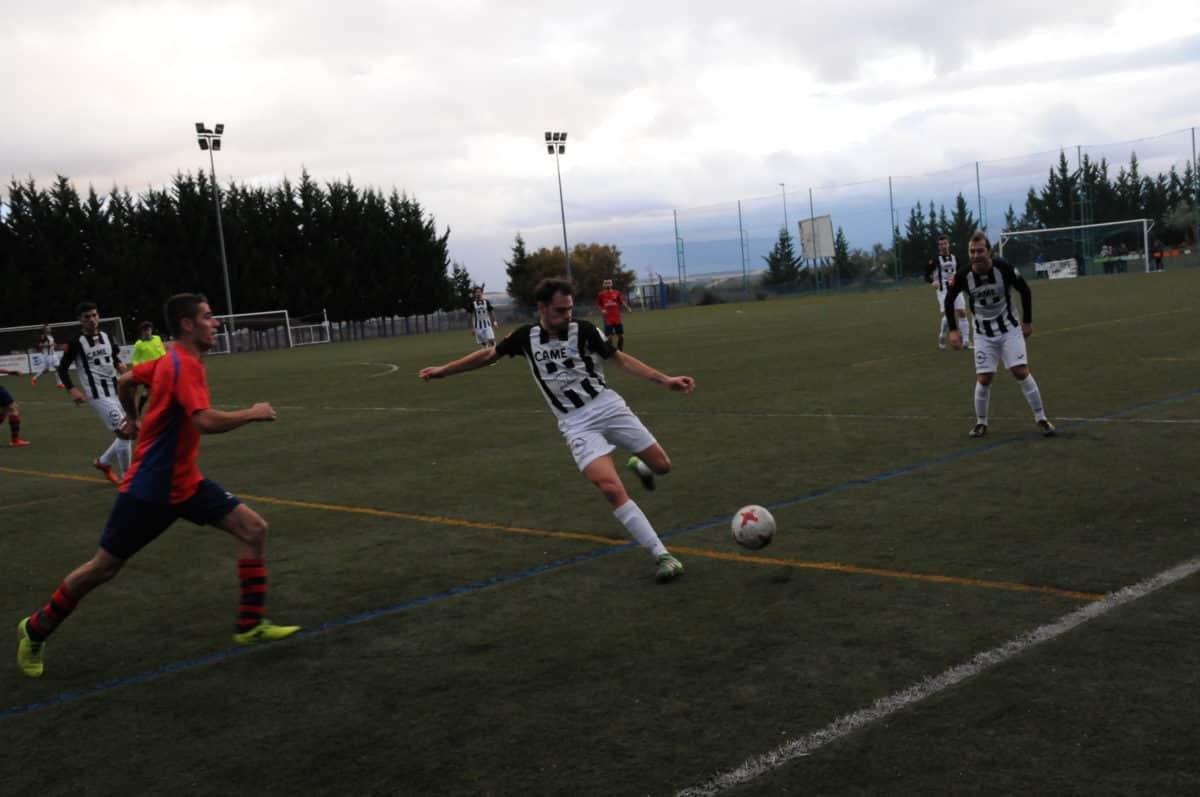 Rácana victoria del Haro Deportivo en Viana 10