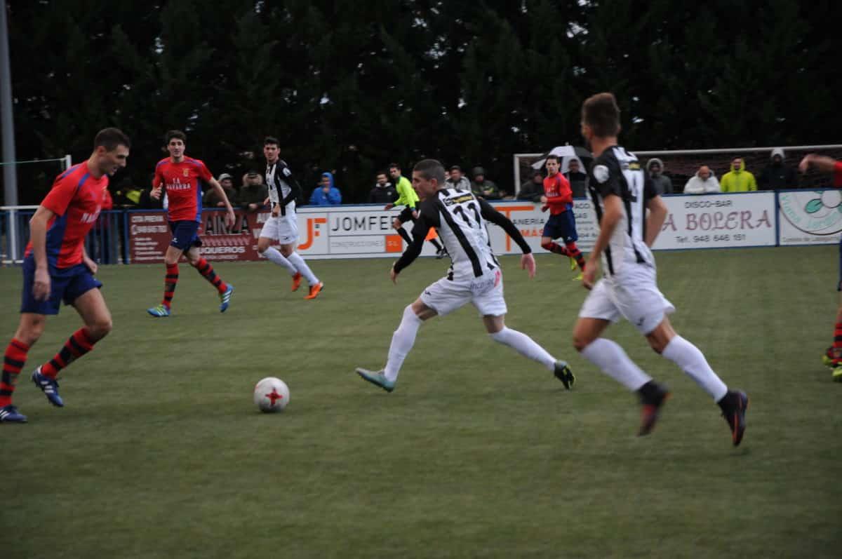 Rácana victoria del Haro Deportivo en Viana 11