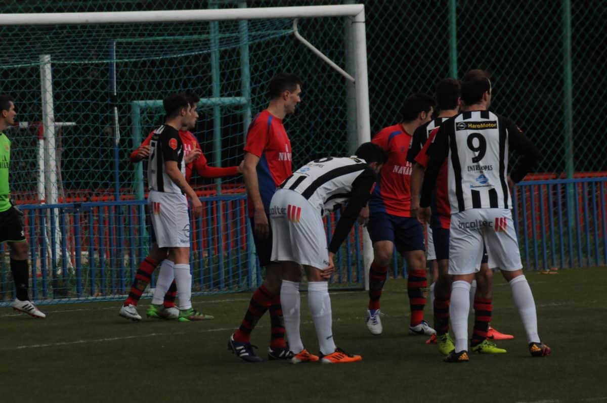 Rácana victoria del Haro Deportivo en Viana 13