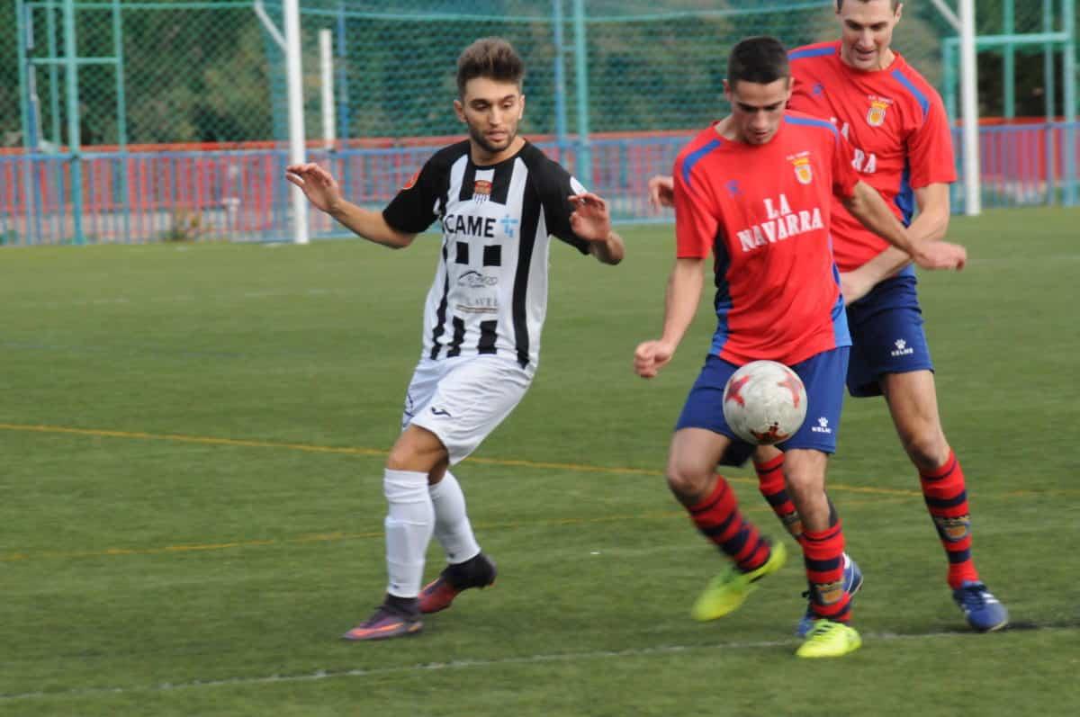 Rácana victoria del Haro Deportivo en Viana 2