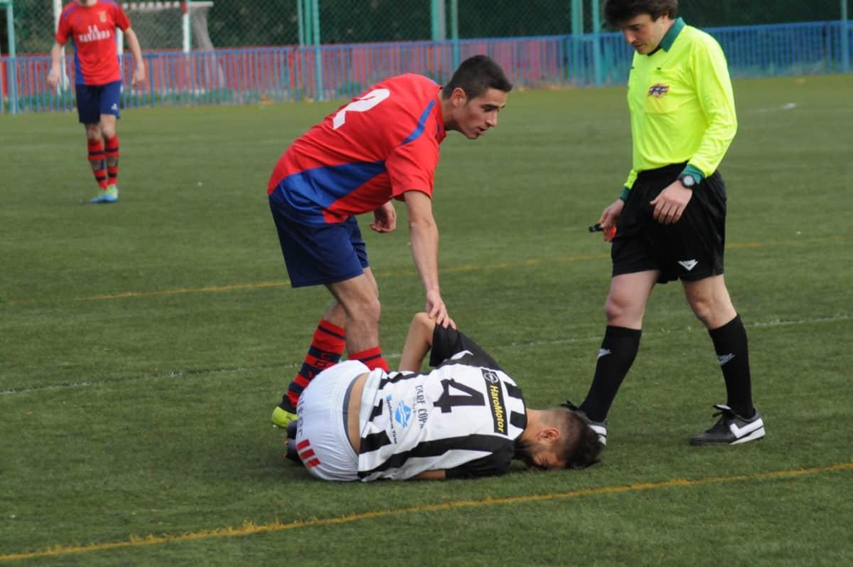 Rácana victoria del Haro Deportivo en Viana 3