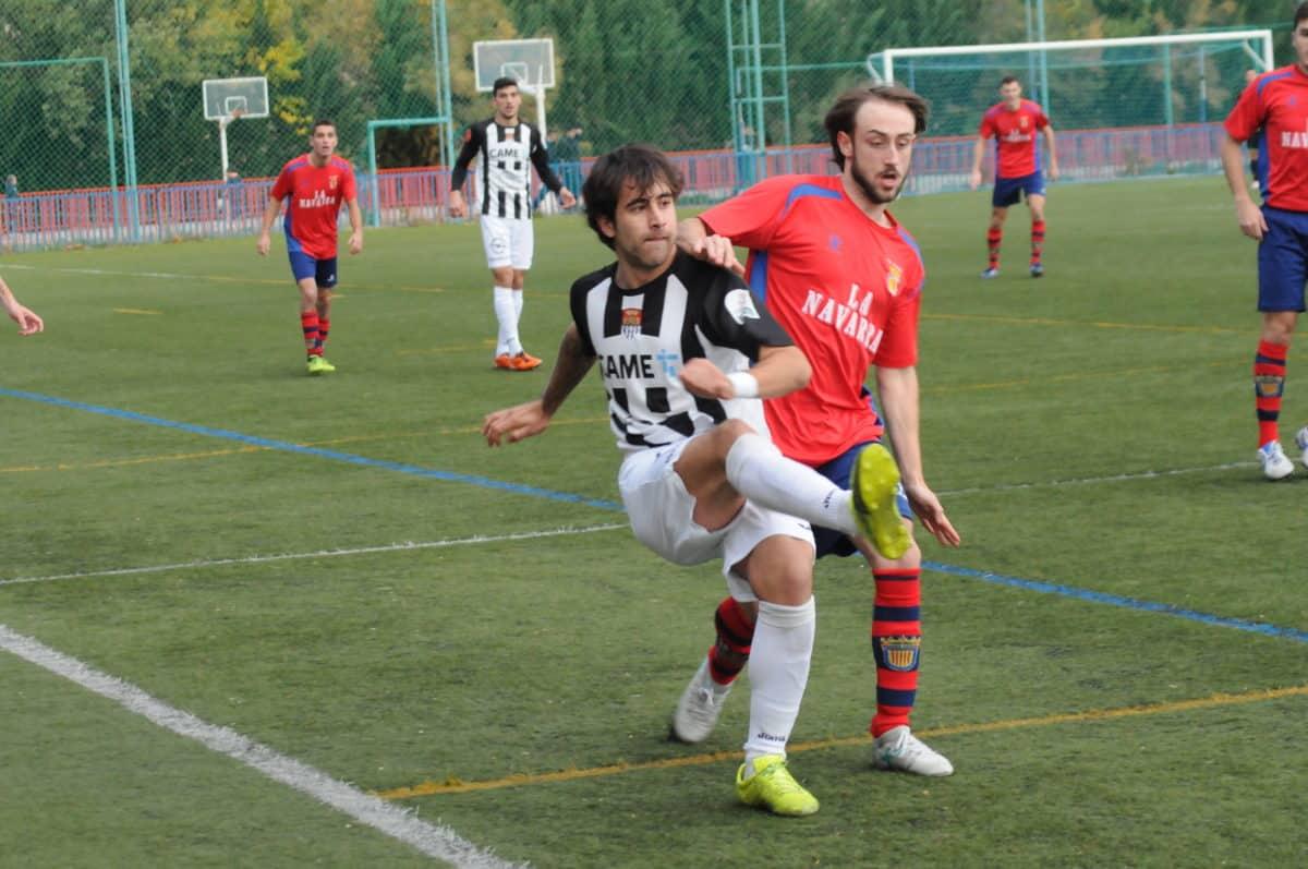 Rácana victoria del Haro Deportivo en Viana 4