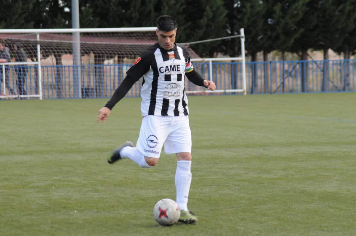 Rácana victoria del Haro Deportivo en Viana 5