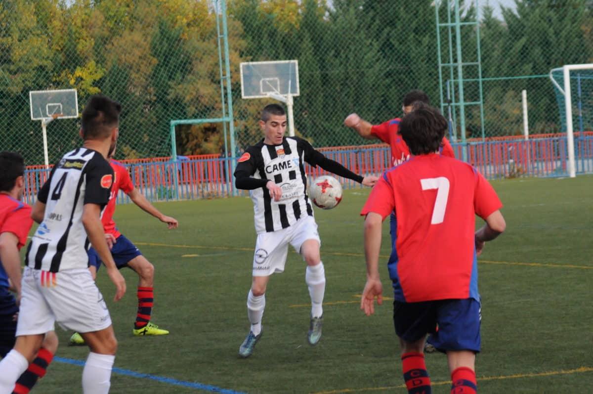 Rácana victoria del Haro Deportivo en Viana 7