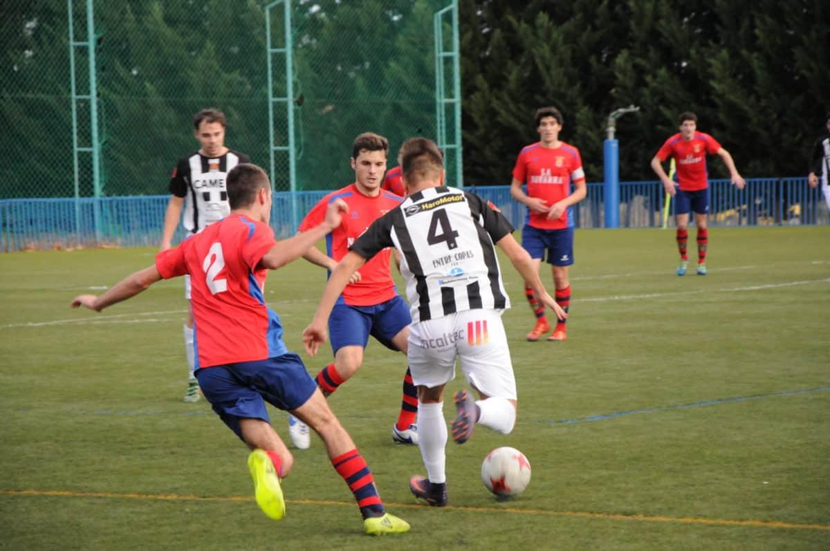 Rácana victoria del Haro Deportivo en Viana 8
