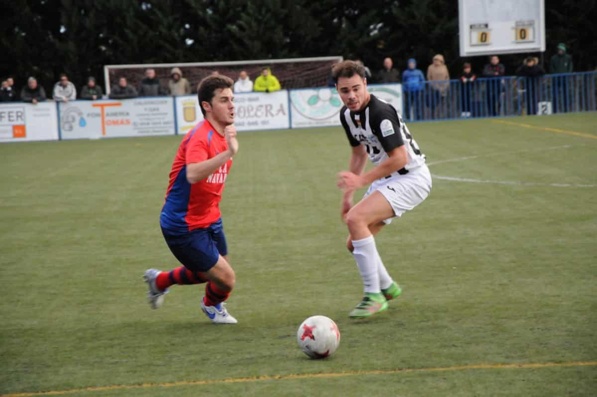 Rácana victoria del Haro Deportivo en Viana 9