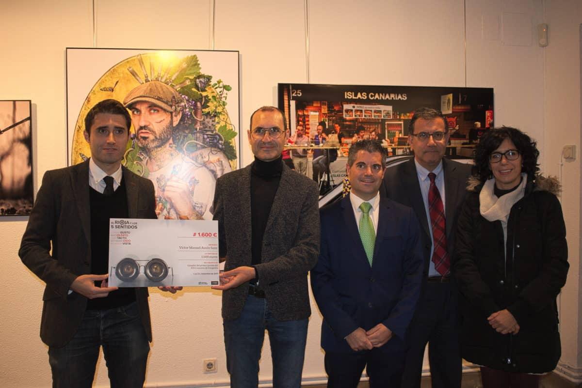 Víctor Manuel Ausín, ganador del XIX Concurso de Fotografía del Rioja y los 5 Sentidos 11