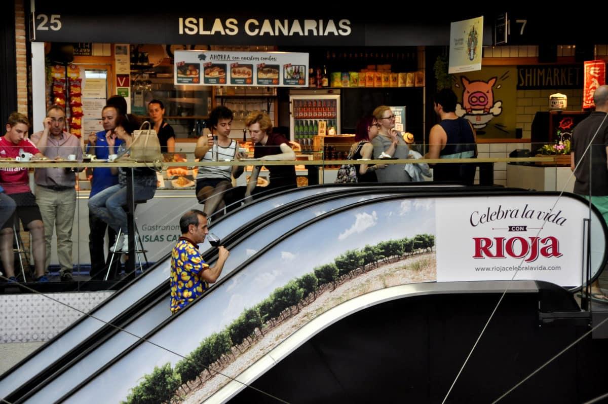 Víctor Manuel Ausín, ganador del XIX Concurso de Fotografía del Rioja y los 5 Sentidos 2