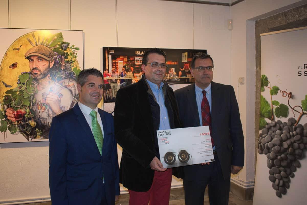 Víctor Manuel Ausín, ganador del XIX Concurso de Fotografía del Rioja y los 5 Sentidos 6