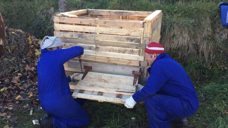 Camprovín, campo de pruebas de un proyecto piloto de recogida de basura orgánica a domicilio 1