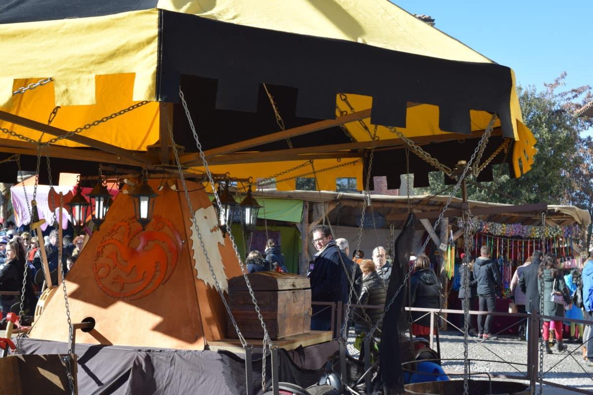 Las Ferias de la Concepción de Santo Domingo ya están en marcha 1