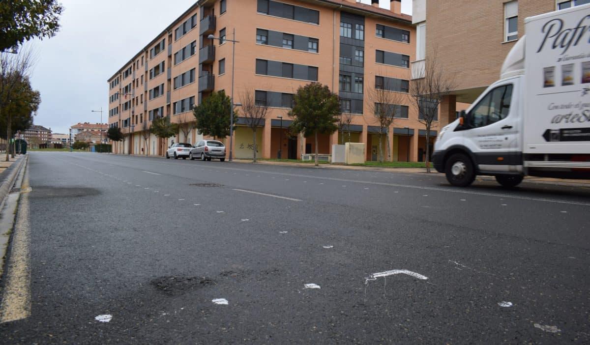 """Sáez Morón: """"No vamos a ampliar ni en una sola plaza la zona azul"""" 3"""