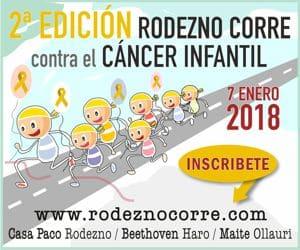 Banner Campaña Rodezno Corre 2018