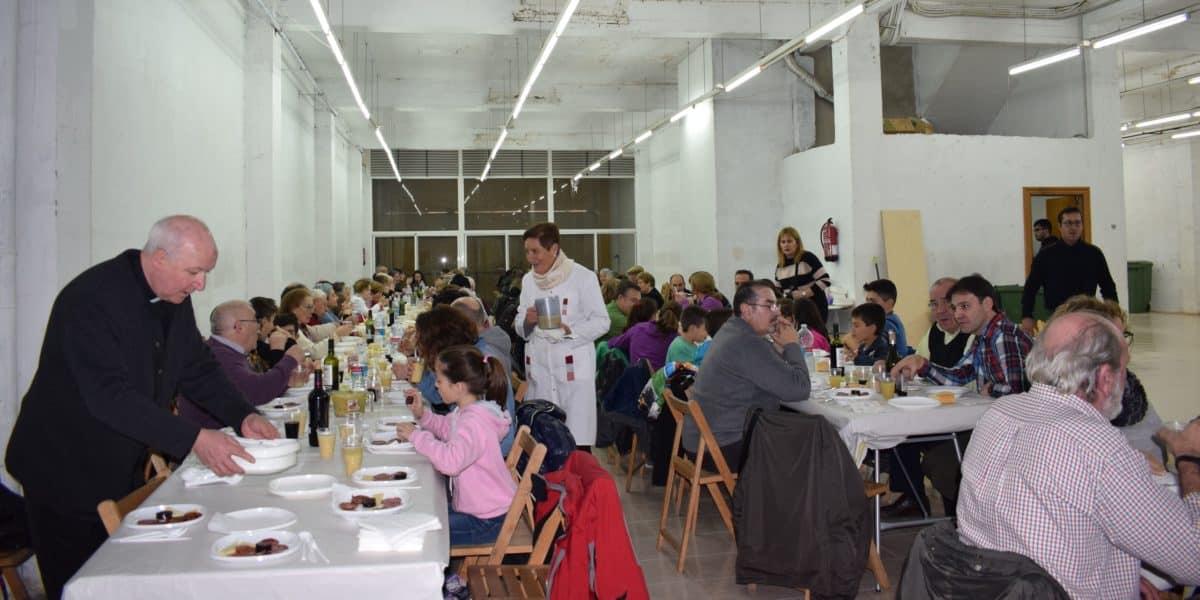 Sábado de celebración en el Barrio de Santa Lucía 16