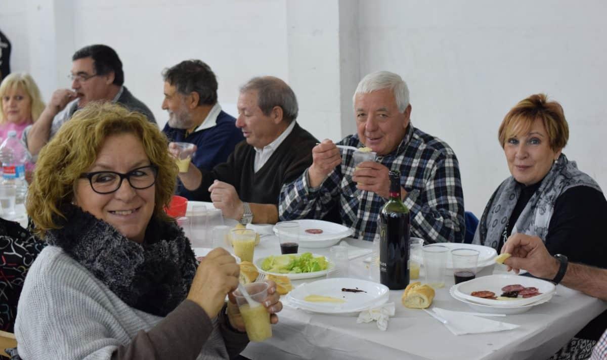 Sábado de celebración en el Barrio de Santa Lucía 17