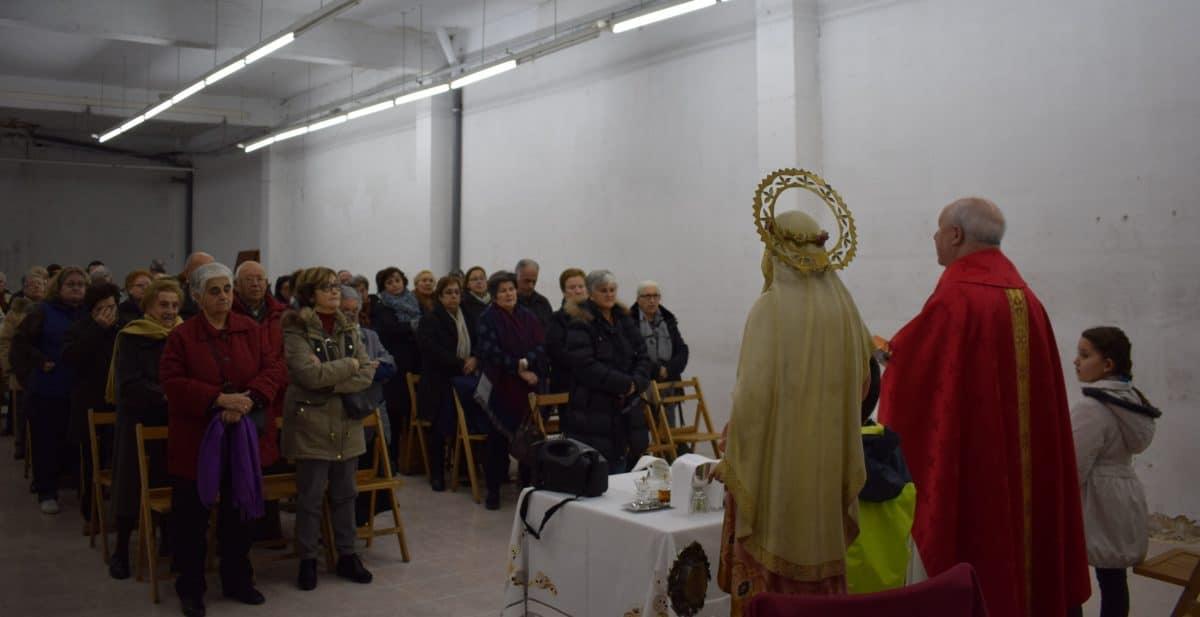 Sábado de celebración en el Barrio de Santa Lucía 4