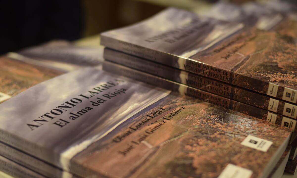 Antonio Larrea, puente entre el pasado y el futuro del Rioja 11