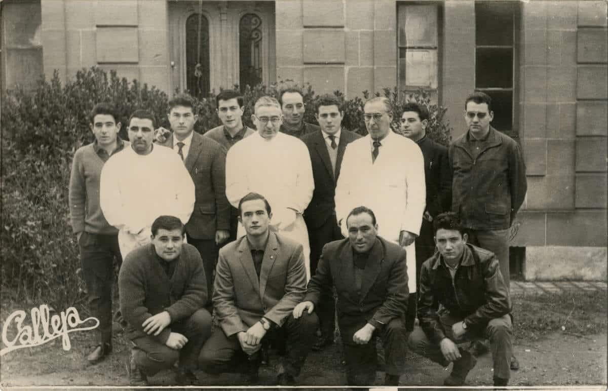 Antonio Larrea, puente entre el pasado y el futuro del Rioja 3