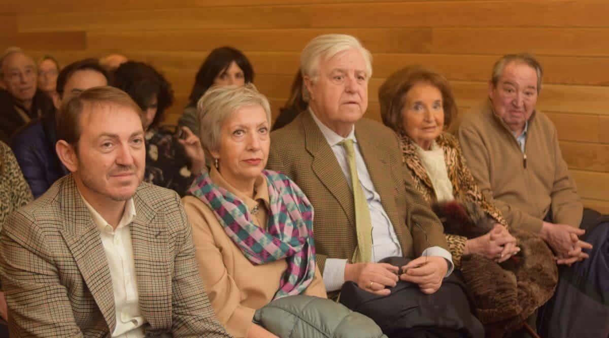 Antonio Larrea, puente entre el pasado y el futuro del Rioja 4