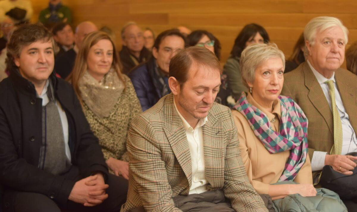 Antonio Larrea, puente entre el pasado y el futuro del Rioja 5