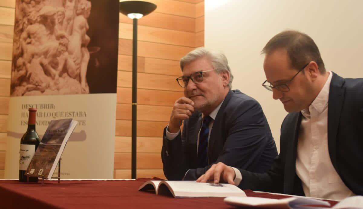 Antonio Larrea, puente entre el pasado y el futuro del Rioja 6