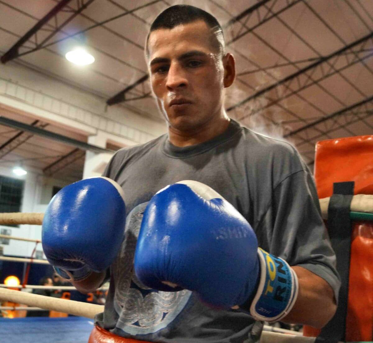 Cita con el boxeo profesional este sábado en Fuenmayor 1