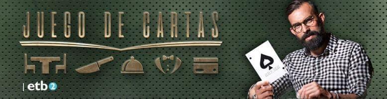 Cuatro restaurantes riojanos se retan en el programa 'Juego de Cartas' de Euskal Telebista 1