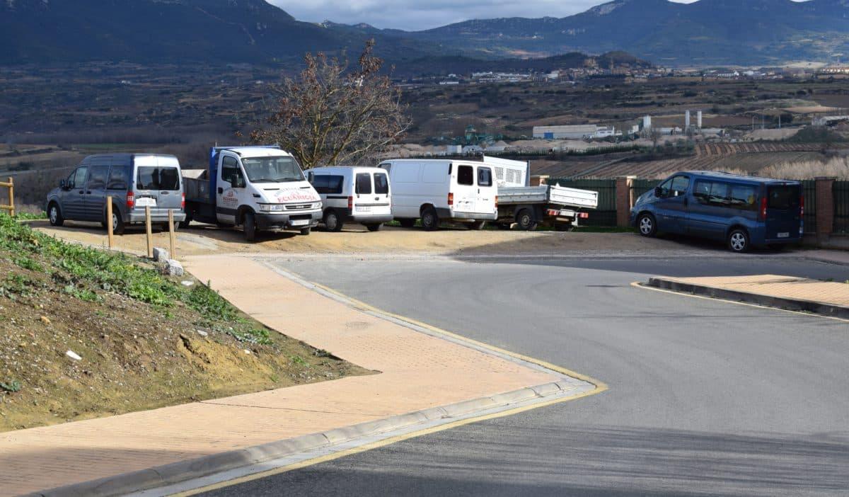 El aparcamiento de la Magdalena también será en rotación 4