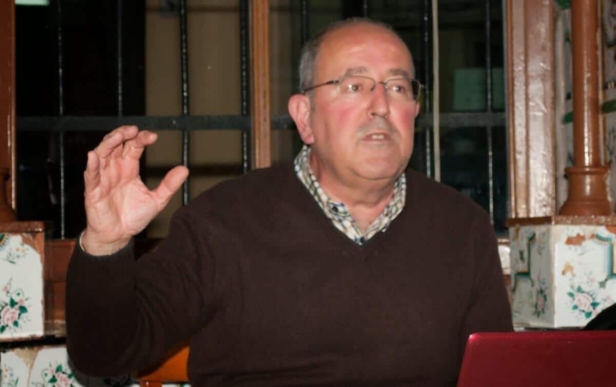 Cuzcurrita acoge este jueves una conferencia de Rafael Ocete sobre los orígenes de la viticultura 1