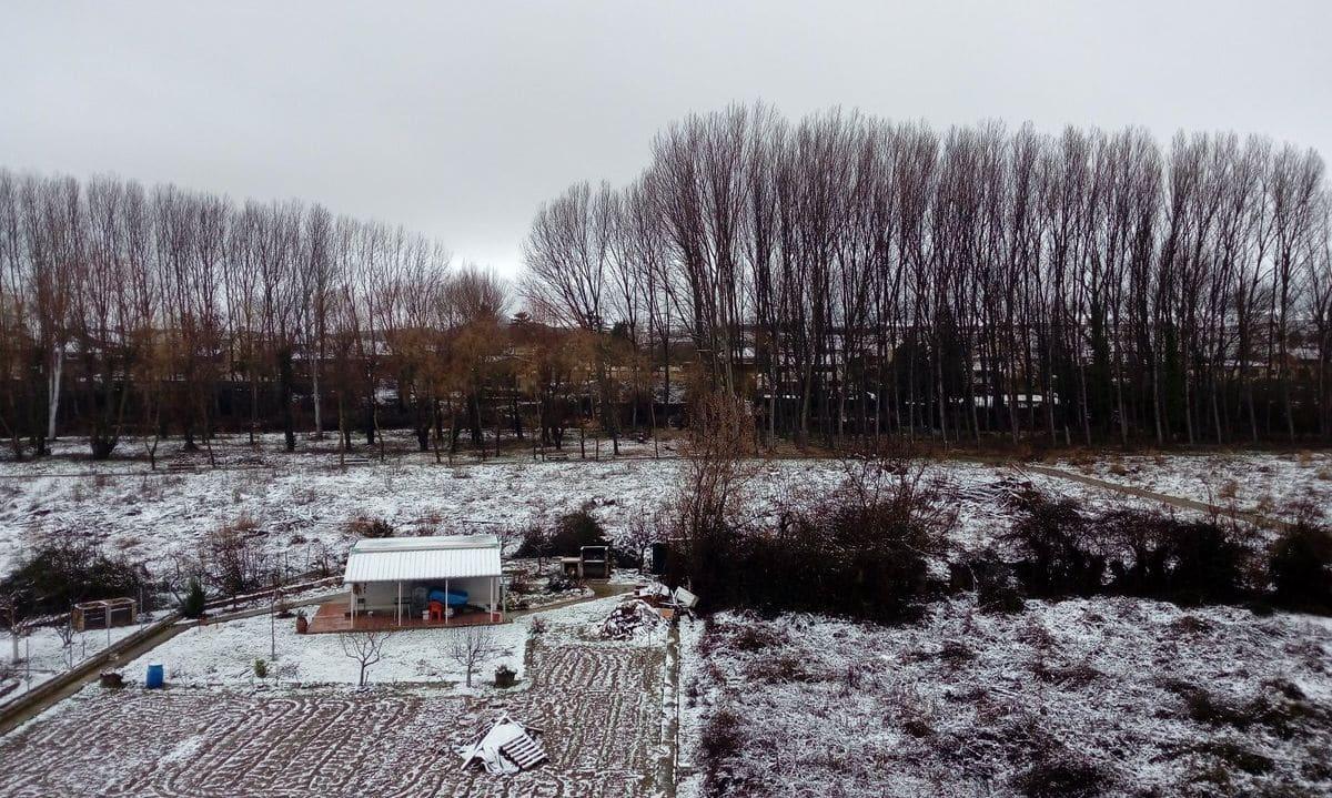 Estampas de la nevada en la Rioja Alta: paisajes vestidos de blanco para despedir la Navidad 7