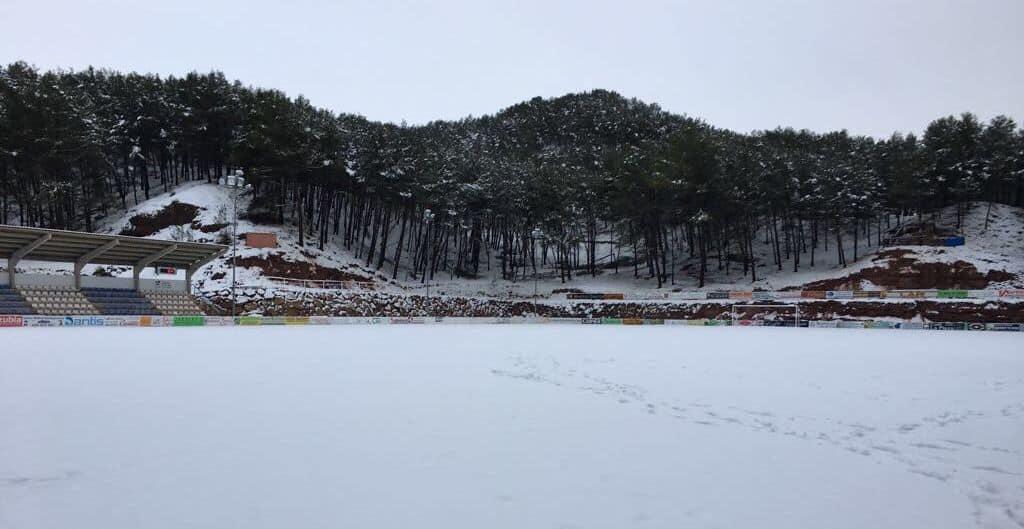 Estampas de la nevada en la Rioja Alta: paisajes vestidos de blanco para despedir la Navidad 21