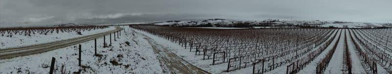 Estampas de la nevada en la Rioja Alta: paisajes vestidos de blanco para despedir la Navidad 25