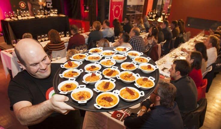 Este lunes comienza la venta de entradas para las actividades de febrero de 'El Rioja y los 5 sentidos' 1