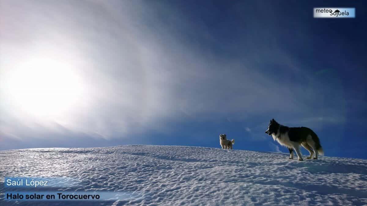 Fin de semana invernal con tendencia a mejorar 12