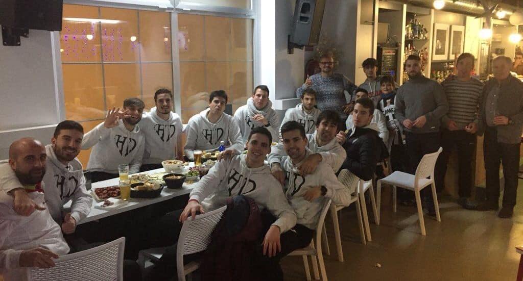 El Haro estrena 2018 con goleada en Navarrete 13