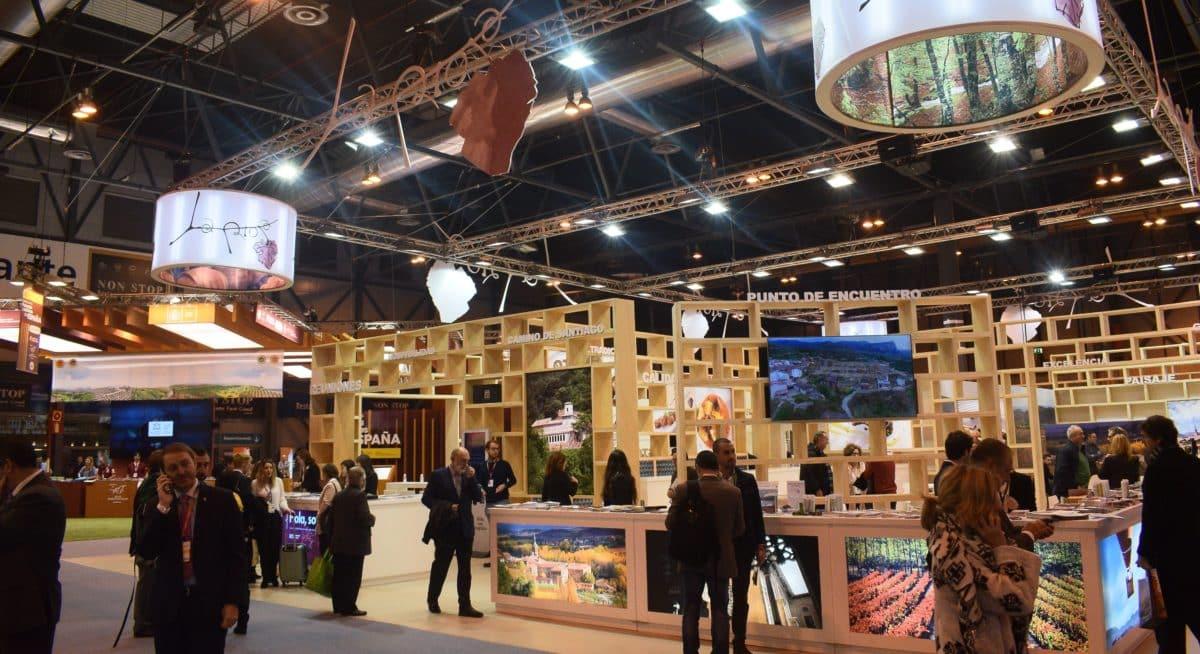 """Inauguración de FITUR 2018: """"La Rioja se abre como una ventana natural al mundo"""" 1"""