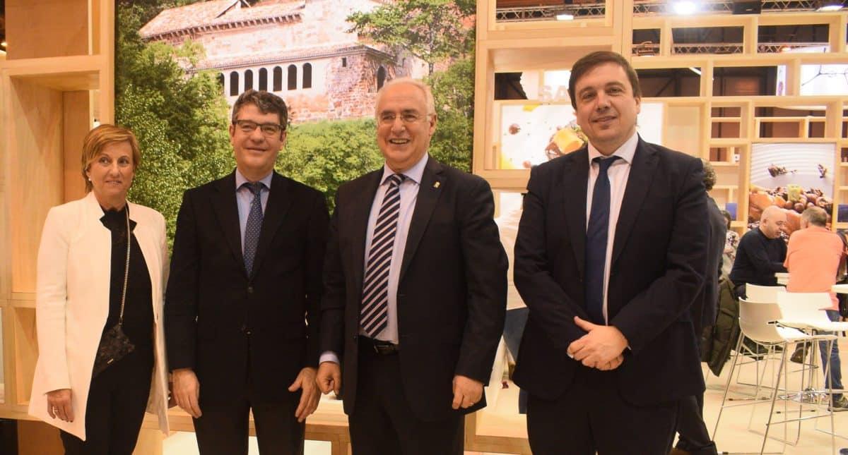 """Inauguración de FITUR 2018: """"La Rioja se abre como una ventana natural al mundo"""" 2"""