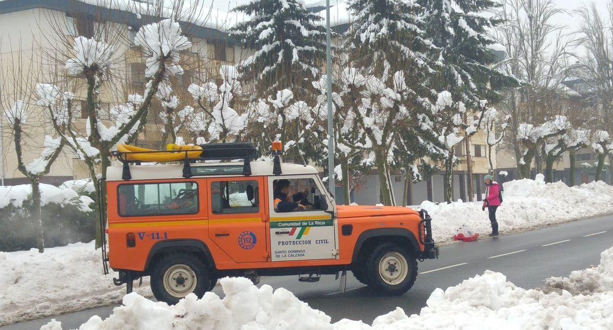 Incidencias por las nevadas: casi 40 municipios sin suministro eléctrico 1