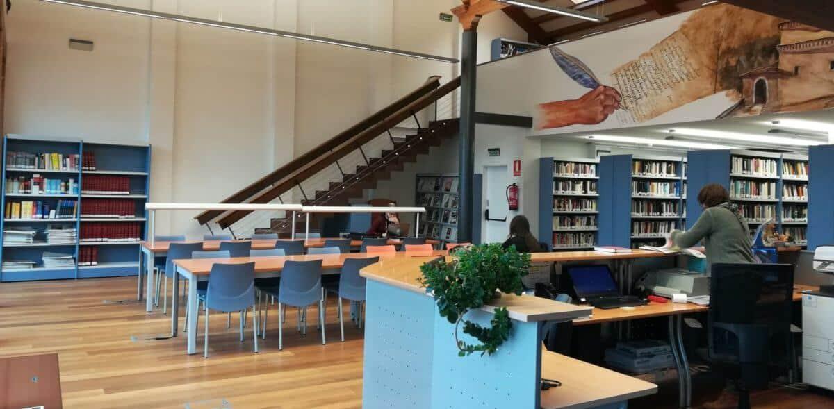 Biblioteca de Haro