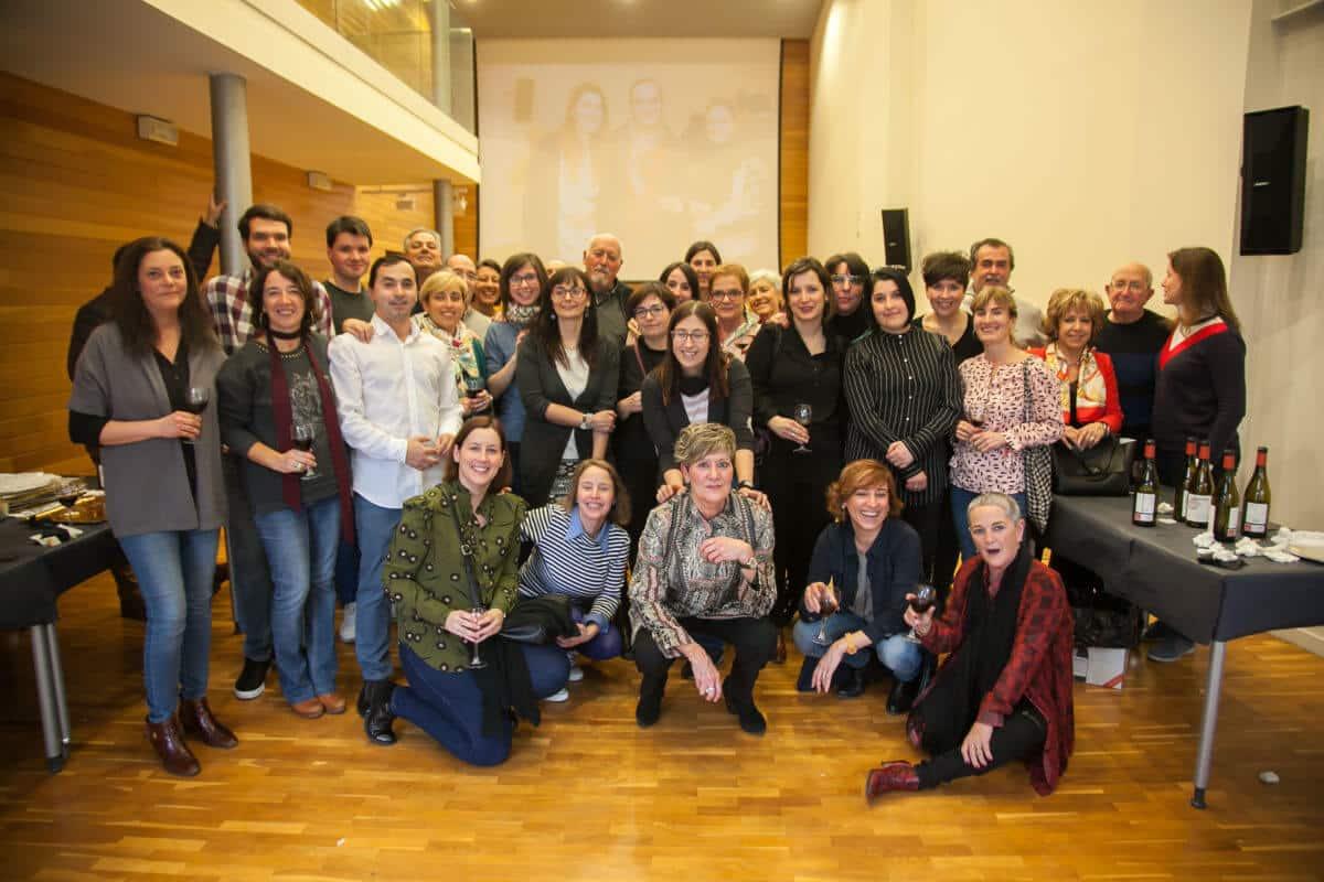 Los periodistas riojanos recuerdan a Emilio Ramírez y homenajean a Teresa Alonso 11