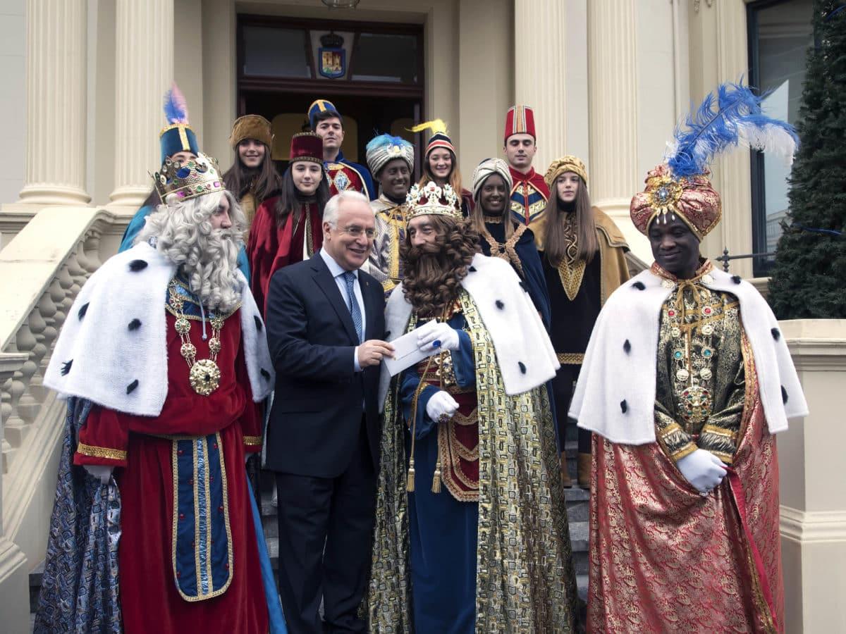 Los Reyes Magos ya están en La Rioja 2