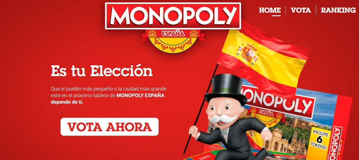 Ponferrada en la casilla de salida para formar parte del nuevo Monopoly España 2