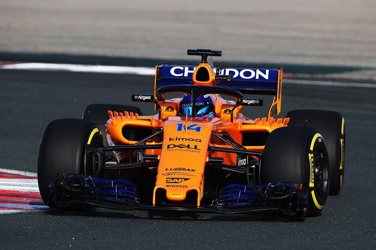 Circuito Navarra : Alonso y su nuevo mclaren se presentan en el circuito de navarra