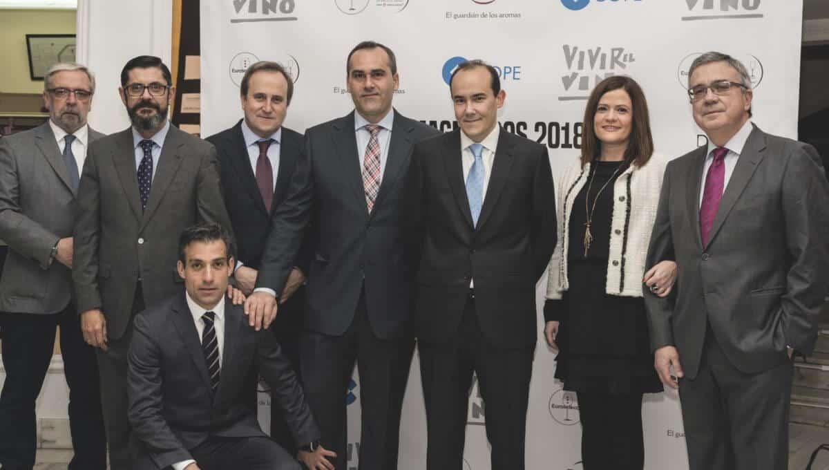 Bodegas Riojanas y Martelo 2012, galardonados en los Premios 11 Magníficos 2018 2