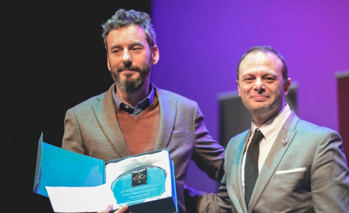 Bodegas Riojanas y Martelo 2012, galardonados en los Premios 11 Magníficos 2018 4