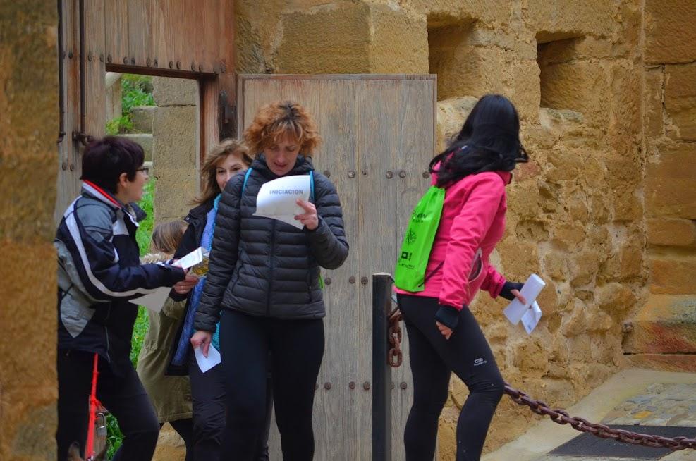 Casi 150 personas disfrutaron del primer Open de Orientación de San Vicente de la Sonsierra 2