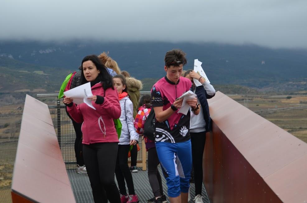 Casi 150 personas disfrutaron del primer Open de Orientación de San Vicente de la Sonsierra 3