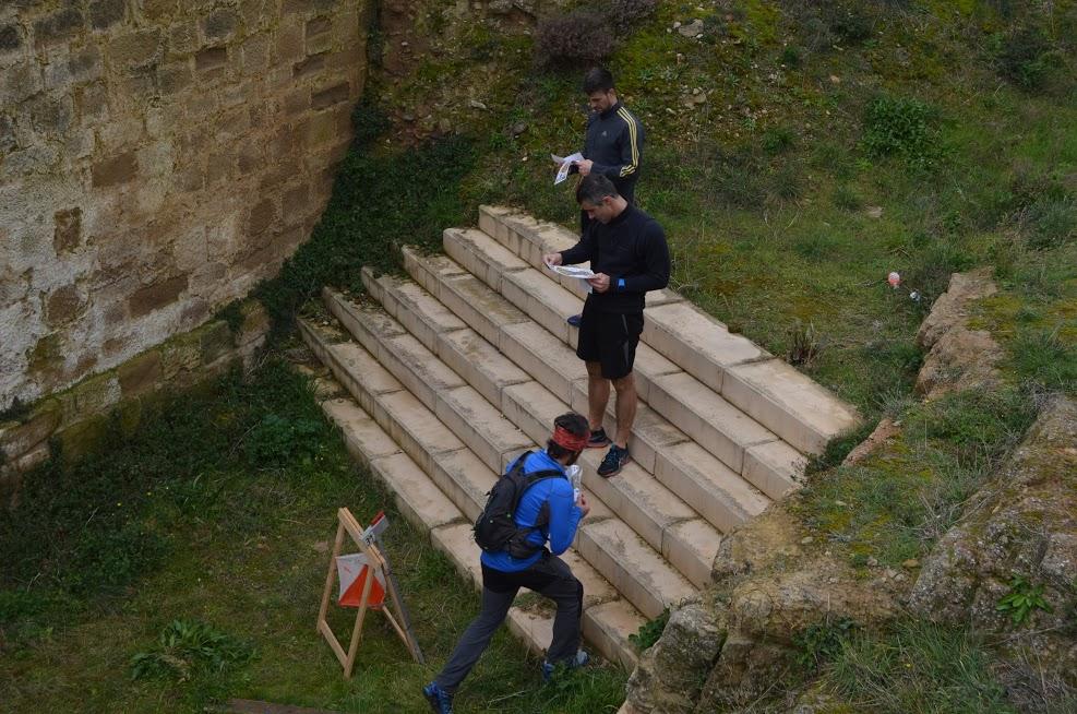 Casi 150 personas disfrutaron del primer Open de Orientación de San Vicente de la Sonsierra 6