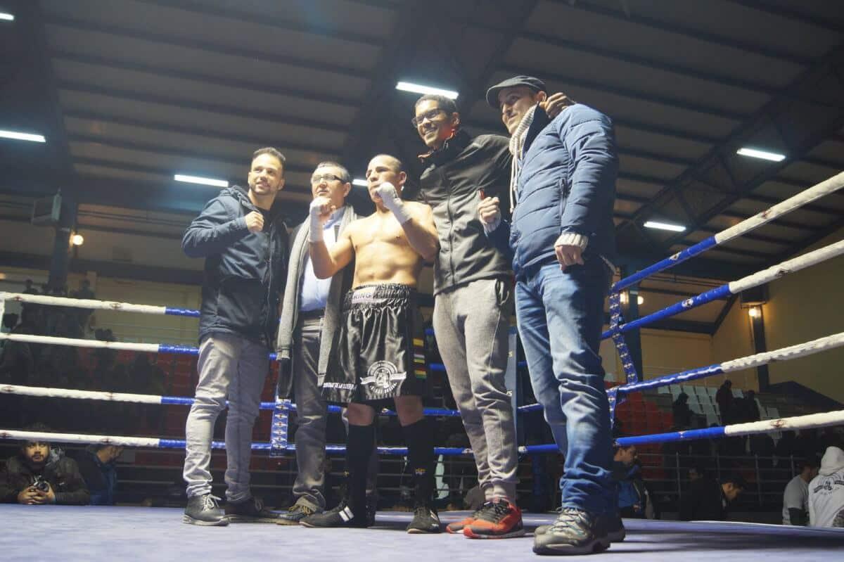 El boxeo riojano homenajea al medallista olímpico Carlos Coloma 4