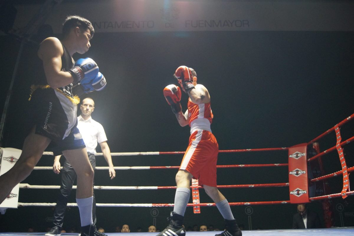 El boxeo riojano homenajea al medallista olímpico Carlos Coloma 5